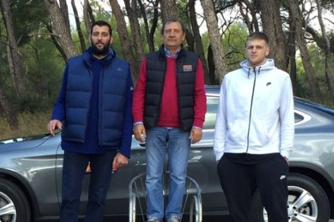Cosmote TV #NBAvote, «Traction» με Μπουρούση και Race of Champions!