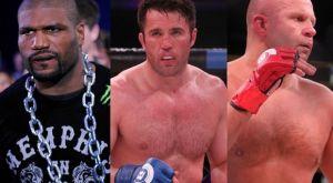 Τρελή οκτάδα στο Bellator με κολοσσούς των ΜΜΑ