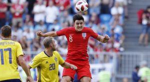 H κεφαλιά του Μαγκουάιρ για το 1-0 της Αγγλίας