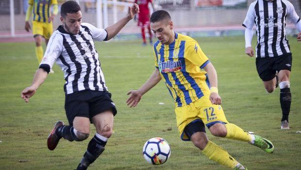 Ιεράπετρα - Παναιτωλικός 0-0: Έδωσαν