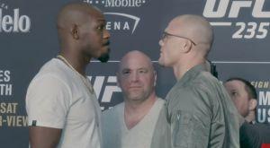 Όλα τα faceoffs του UFC 235 (VIDEO)