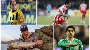 Καστίγιο: Ο ποδοσφαιριστής των 15.000.000 ευρώ που το γύρισε στο ψάρεμα!