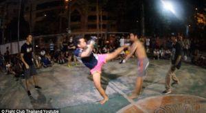 Στην Bangkok τα παράνομα Fight Clubs βασιλεύουν