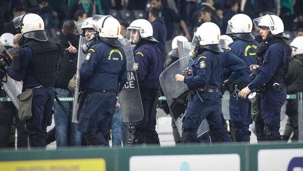Παναθηναϊκός - Ολυμπιακός: Ανήλικοι τρεις από τους οκτώ συλληφθέντες για τα επεισόδια
