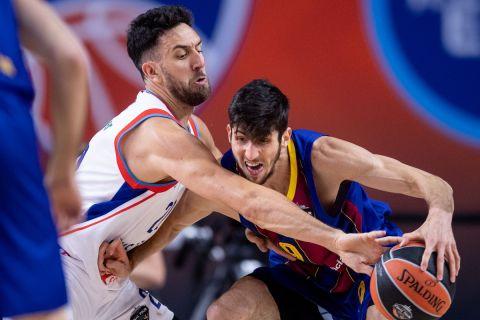 Ο Μίτσιτς μαρκάρει τον Μπολμάρο στον τελικό της EuroLeague