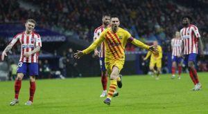 Μπαρτσελόνα: Άχαστη σε 19 σερί ματς στη La Liga με την Ατλέτικο Μαδρίτης