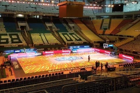 Άλλο γήπεδο το ΟΑΚΑ για το Final Four του Basketball Champions League
