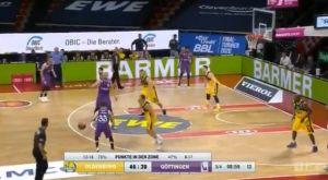 Basketball Bundesliga: Πρώτη νίκη για την Όλντεμπουργκ