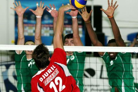 Ολυμπιακός-Παναθηναϊκός 3-1