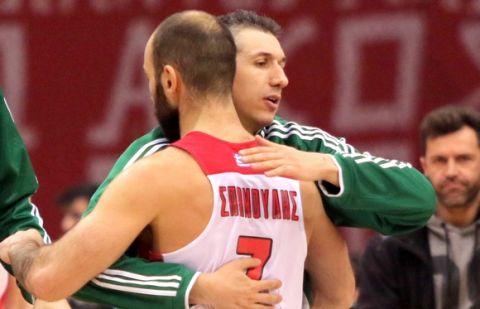 """Ομπράντοβιτς: """"Το μπάσκετ χρειάζεται τον Διαμαντίδη"""""""