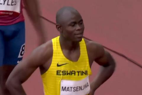 Ολυμπιακοί Αγώνες - Στίβος: Αθλητής ακυρώθηκε στα 200μ, έκανε ένσταση, δικαιώθηκε και προκρίθηκε με εθνικό ρεκόρ