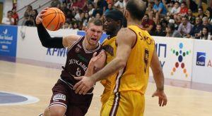 Basketball Champions League: Ο Κεραυνός έχασε την 4η περίοδο με σκορ 3-31!