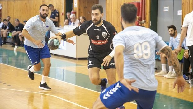 Handball Premier: Εύκολα ΑΕΚ και ΠΑΟΚ, σημαντική νίκη για Φαίακα