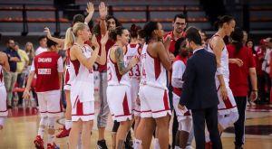 Ολυμπιακός: Με… αντρική υποστήριξη η νικητήρια πρεμιέρα στο EuroCup