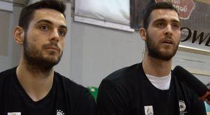 """Παναθηναϊκός: Παπαπέτρου και Παπαγιάννης στο """"One Team"""""""