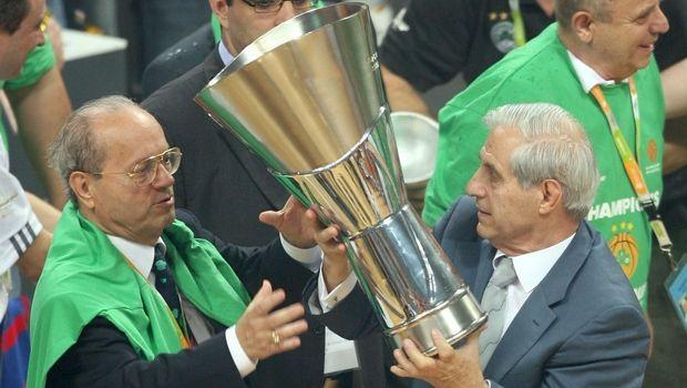 Final Four στην Αθήνα στη μνήμη Παύλου και Θανάση Γιαννακόπουλου