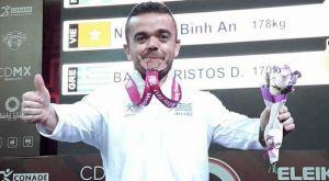 Χάλκινο μετάλλιο ο Μπακοχρήστος στο Παγκόσμιο