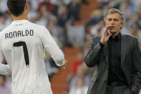 """Μουρίνιο: """"Ο καλύτερος Ρονάλντο είναι ο Βραζιλιάνος"""""""