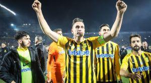 """Δεληζήσης: """"Στόχος μας ο τελικός του Κυπέλλου"""""""