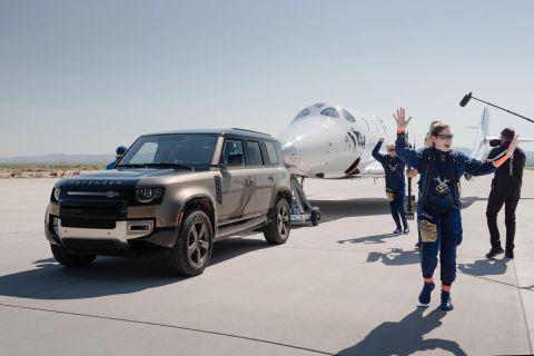Το νέο VG Land Rover
