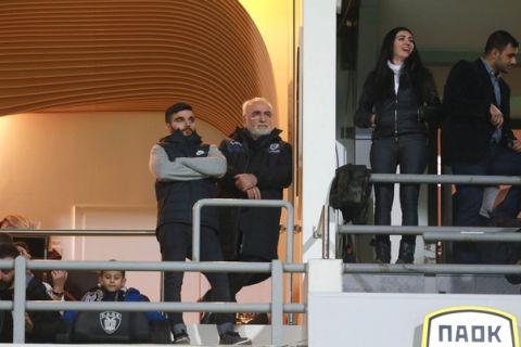 """Σαββίδης: """"Θα τους βρούμε και θα τους διώξουμε από την Τούμπα για όλη τους τη ζωή"""""""