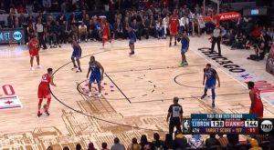 2020 NBA All-Star Game: Ετσι σταμάτησαν τον Γιάννη Αντετοκούνμπο