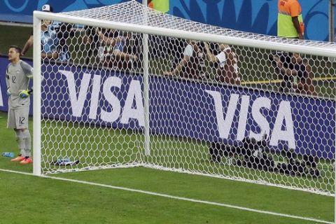 Η Βραζιλία έκανε δώρο στη Γερμανία την... εστία του 7-1!