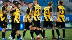 Οι ποδοσφαιριστές της ΑΕΚ στα θρανία