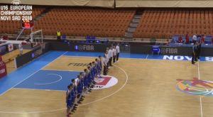 Για την πέμπτη θέση η Εθνική Παίδων, 73-64 τη Λετονία