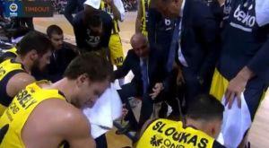 Ομπράντοβιτς: Συγγνώμη, παρακάλια και τρολάρισμα στο timeout!