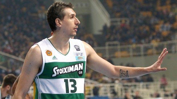Παναθηναϊκός: Με Διαμαντίδη-Καλάθη-Γιασικεβίτσιους η καλύτερη πεντάδα της 10ετίας στην EuroLeague