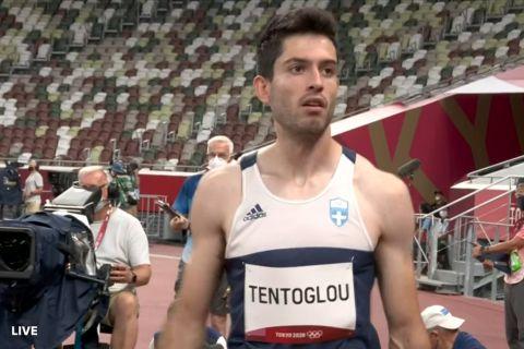 Ολυμπιακοί Αγώνες - Στίβος: Απογειώθηκε ο εκπληκτικός Τεντόγλου, στον τελικό με ένα άλμα στα 8.22μ.