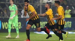 Χαμζά Γιουνές: Με πέναλτι το 44% των γκολ του στη Super League!