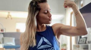Βασιλική Μιλλούση: 5 tips για γυμναστική μέσα στο σπίτι