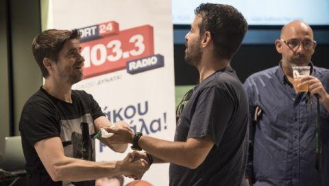 Μια αξέχαστη βραδιά μπύρας με τον Sport24 Radio 103,3