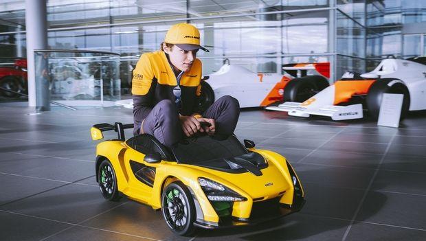 Η παιδική McLaren Senna των 416 ευρώ