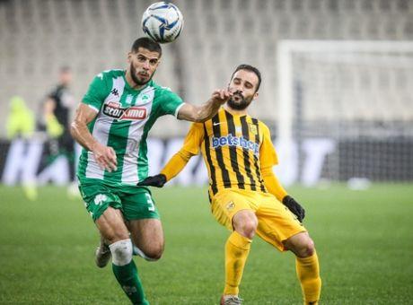 Παναθηναϊκός - Άρης 0-0: Χαμένοι και οι δύο - Super League 1 ...