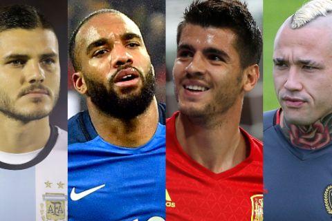 POLL: Ποια είναι η πιο ηχηρή απουσία του Παγκοσμίου Κυπέλλου;