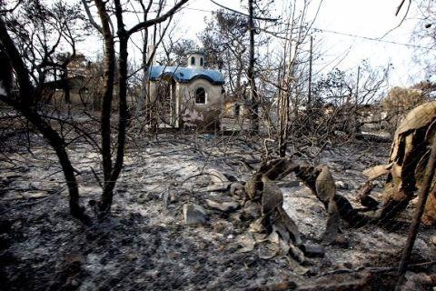 Φωτιές στην Αττική: Θέμα χρόνου η σύλληψη εμπρηστή
