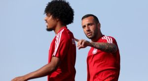 Oλυμπιακός: Άνετη νίκη με 4-0 απέναντι στην Κ19