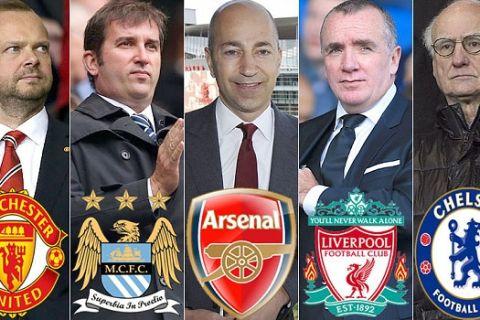 Συζητήθηκε αποχώρηση των αγγλικών ομάδων από το Champions League