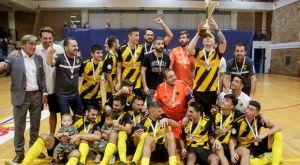 ΑΕΚ – Δούκας 5-2: Κιτρινόμαυρο ξανά το Σούπερ Καπ