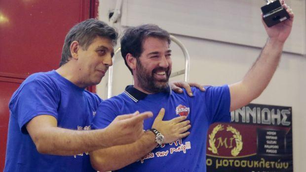 Άλλαξε χέρια το πλειοψηφικό πακέτο μετοχών του Γυμναστικού Λάρισας