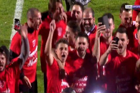 Στη Ligue 1 μετά από 25 χρόνια η Νιμ του Βλαχοδήμου
