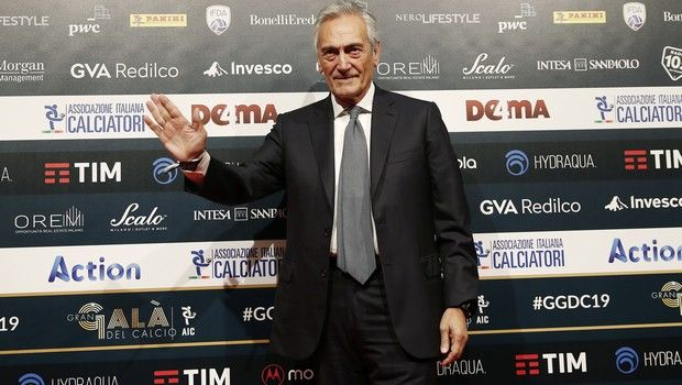 """Γκραβίνα: """"Θα τελειώσει Ιούλιο ή Αύγουστο η Serie A"""""""