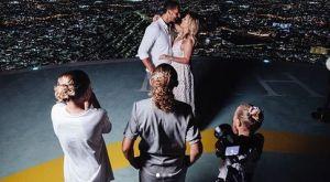 Ο Ρίο Φέρντιναντ έκανε πρόταση γάμου μπροστά στα παιδιά του
