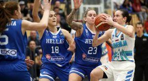 Εθνική Γυναικών: Για την πρώτη νίκη με φόντο το EuroBasket 2021