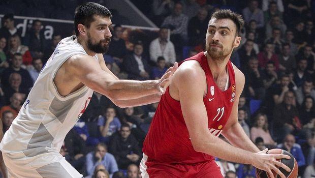 MVP του Β' γύρου της Basket League o Νίκολα Μιλουτίνοβ