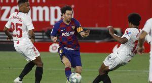 Σεβίλλη – Μπαρτσελόνα 0-0: Μπλόκαραν στο Πιθχουάν οι Καταλανοί