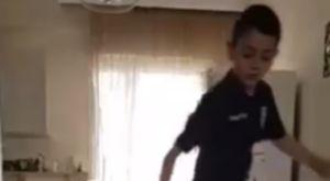 ΠΑΟΚ: Ο πιτσιρικάς που χορεύει με τη μπάλα